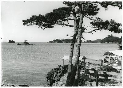 鳥羽・答志島桃取弁天島の景