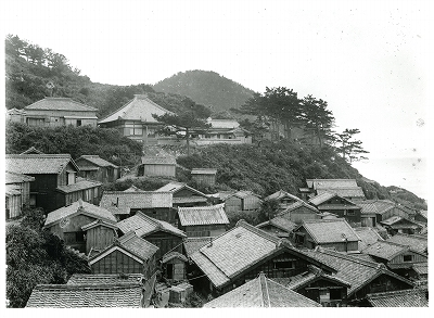 鳥羽・神島村の一部