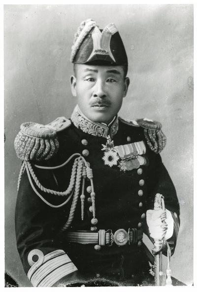 鳥羽商船学校第9代校長・矢野馬吉
