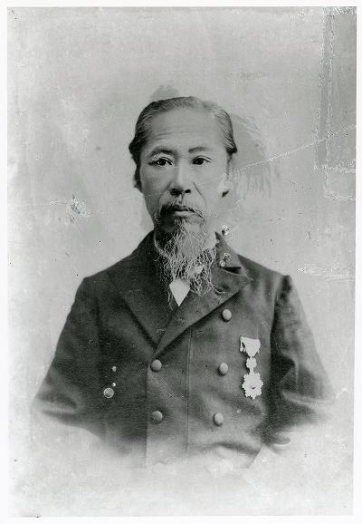 鳥羽商船学校の第初代校長・近藤真琴