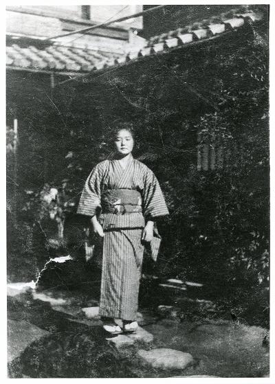 明治期の日本の女性