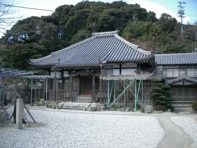 小浜町観竜山済渡院3(本堂)