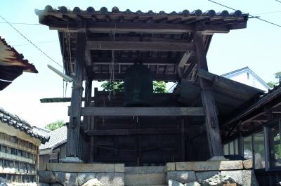 小浜町観竜山済渡院4(鐘楼)