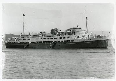 客船〈橘丸〉